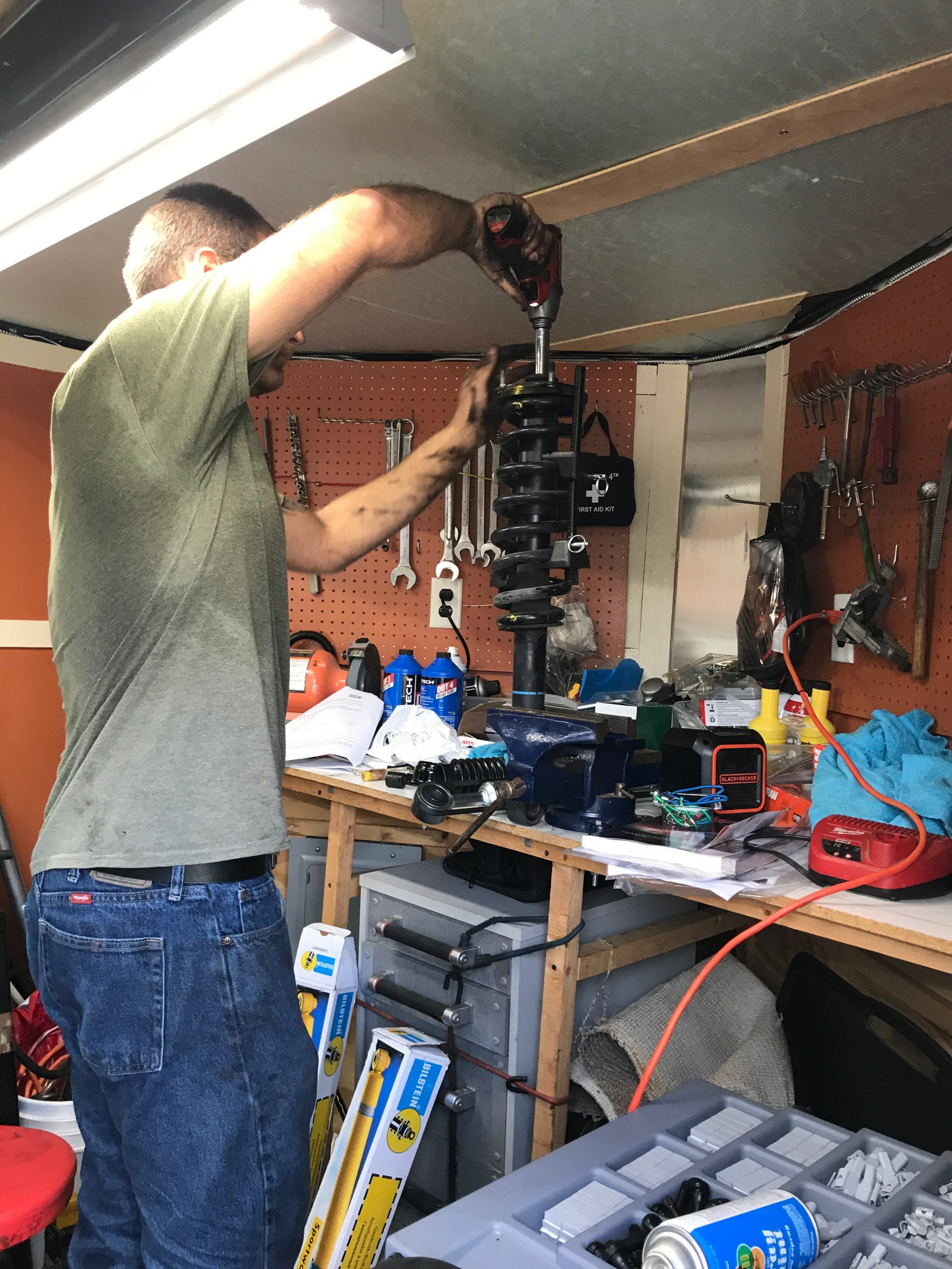 Strut replacement in Land O Lakes